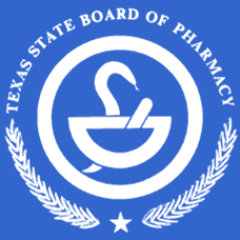 Texas State Board of Pharmacy Logo